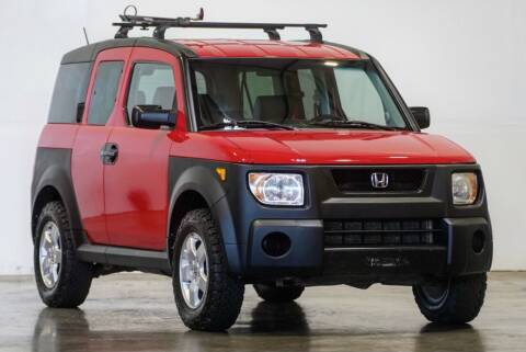 2005 Honda Element for sale at MS Motors in Portland OR