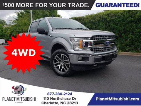 2020 Ford F-150 for sale at Planet Automotive Group in Charlotte NC