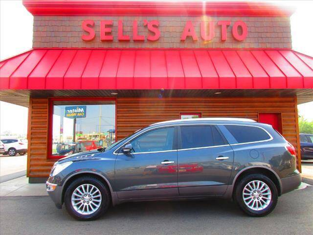 2012 Buick Enclave for sale at Sells Auto INC in Saint Cloud MN