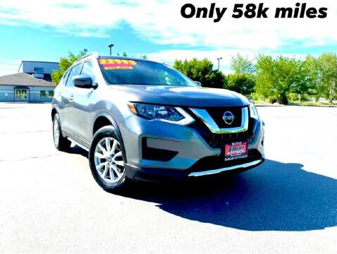 2018 Nissan Rogue for sale at Bargain Auto Sales LLC in Garden City ID