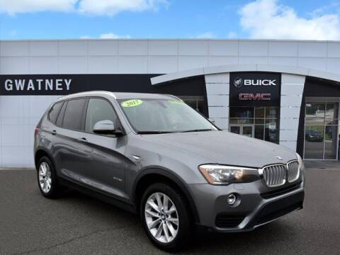 2017 BMW X3 for sale at DeAndre Sells Cars in North Little Rock AR