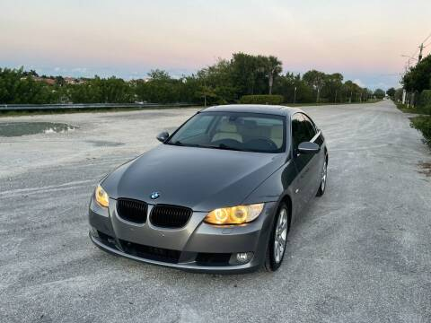 2008 BMW 3 Series for sale at EUROPEAN AUTO ALLIANCE LLC in Coral Springs FL