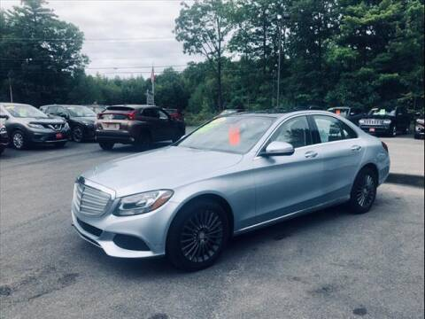 2016 Mercedes-Benz C-Class for sale at North Berwick Auto Center in Berwick ME