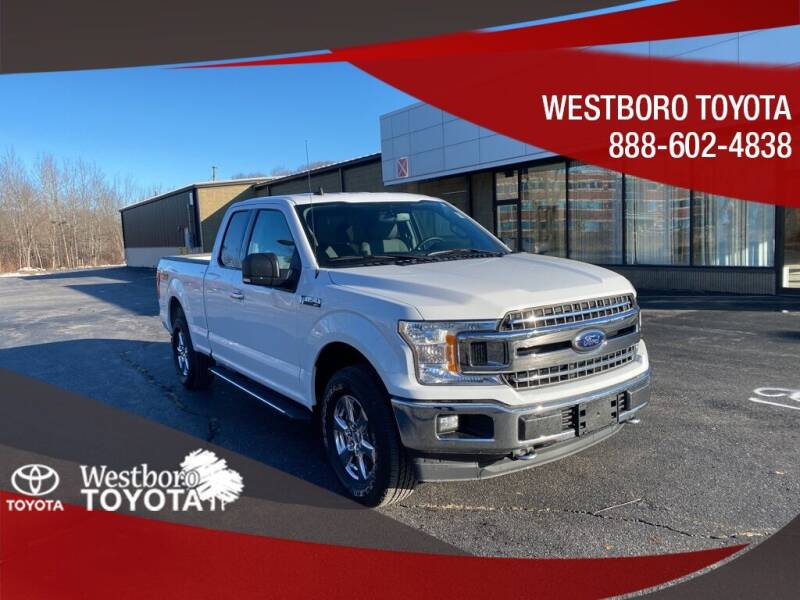 2019 Ford F-150 for sale in Westborough, MA