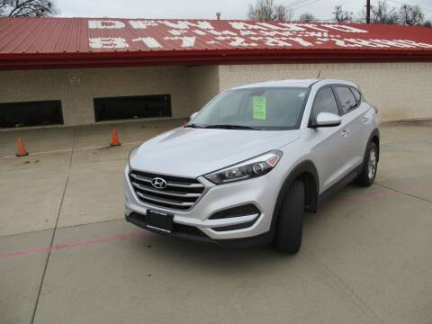 2017 Hyundai Tucson for sale at DFW Auto Leader in Lake Worth TX