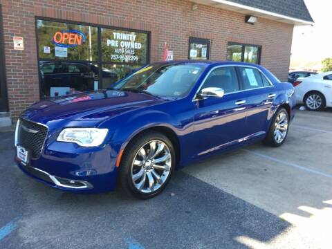 2019 Chrysler 300 for sale at Bankruptcy Car Financing in Norfolk VA