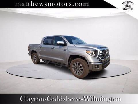 2020 Toyota Tundra for sale at Auto Finance of Raleigh in Raleigh NC