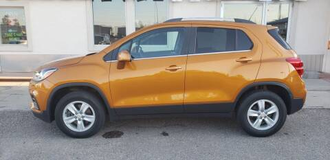2017 Chevrolet Trax for sale at HomeTown Motors in Gillette WY