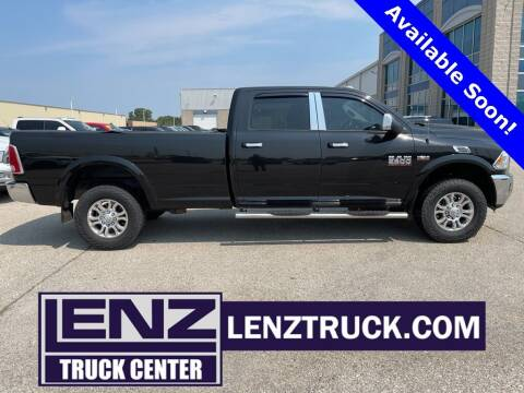 2017 RAM Ram Pickup 2500 for sale at LENZ TRUCK CENTER in Fond Du Lac WI
