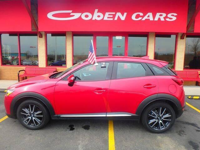 2018 Mazda CX-3 for sale in Madison, WI