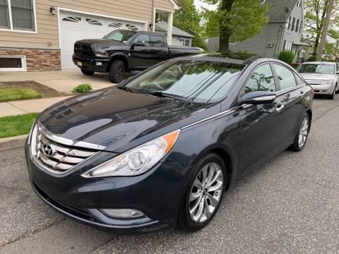 2012 Hyundai Sonata for sale at Jordan Auto Group in Paterson NJ