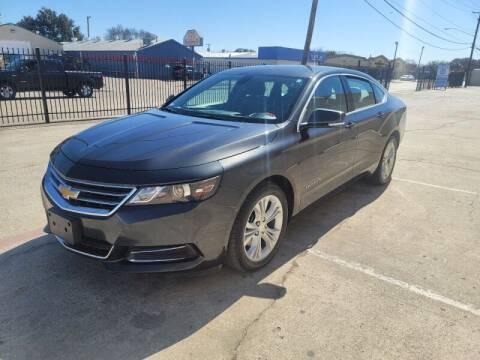 2014 Chevrolet Impala for sale at A & J Enterprises in Dallas TX