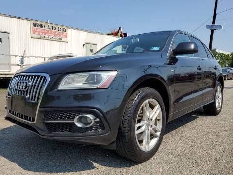 2013 Audi Q5 for sale at MENNE AUTO SALES LLC in Hasbrouck Heights NJ
