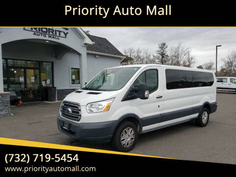 2015 Ford Transit Passenger for sale at Mr. Minivans Auto Sales - Priority Auto Mall in Lakewood NJ