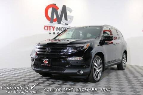 2016 Honda Pilot for sale at City Motor Group, Inc. in Wanaque NJ
