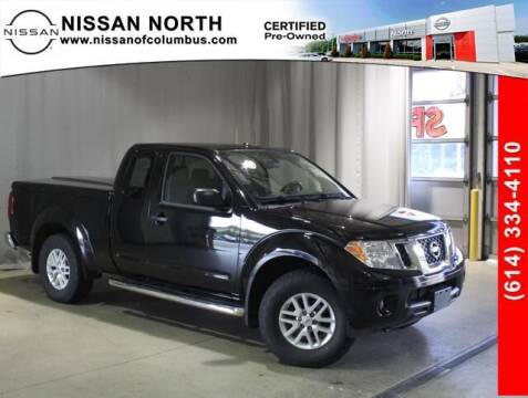 2018 Nissan Frontier for sale at Auto Center of Columbus in Columbus OH