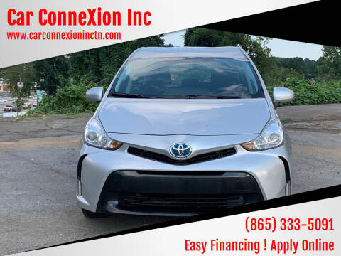 2015 Toyota Prius v for sale at Car ConneXion Inc in Knoxville TN