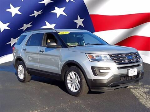 2017 Ford Explorer for sale at Gentilini Motors in Woodbine NJ