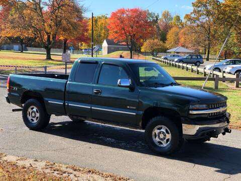 2001 Chevrolet Silverado 1500 for sale at Choice Motor Car in Plainville CT