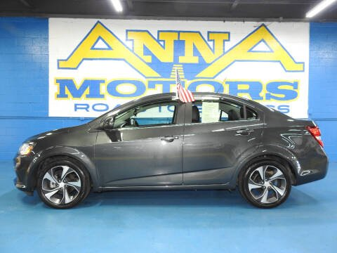 2020 Chevrolet Sonic for sale at ANNA MOTORS, INC. in Detroit MI