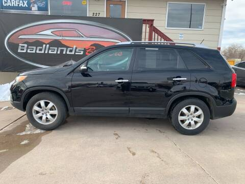 2012 Kia Sorento for sale at Badlands Brokers in Rapid City SD