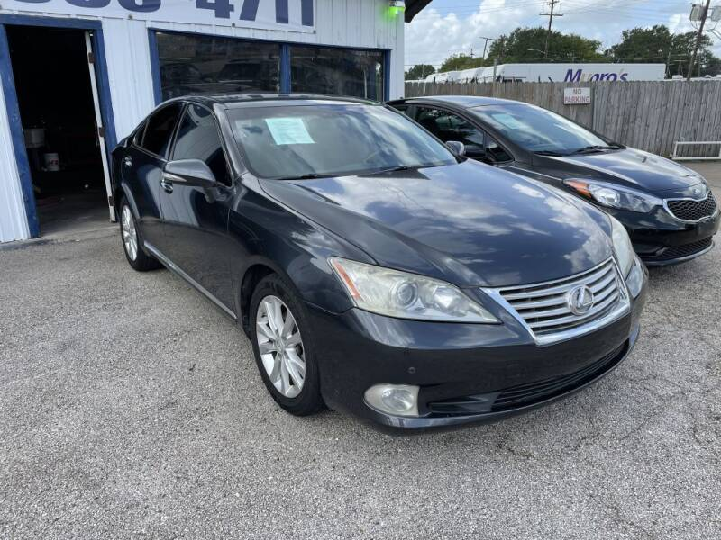 2010 Lexus ES 350 for sale at AMERICAN AUTO COMPANY in Beaumont TX