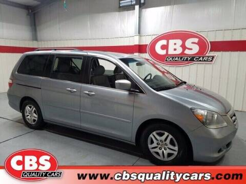 2007 Honda Odyssey for sale at CBS Quality Cars in Durham NC