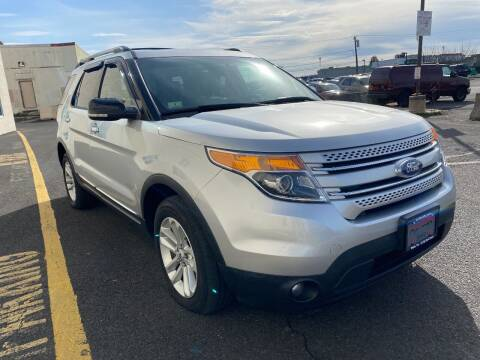 2013 Ford Explorer for sale at CAR SPOT INC in Philadelphia PA