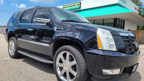2009 Cadillac Escalade for sale at Action Auto Specialist in Norfolk VA