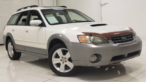 2005 Subaru Outback for sale at 1 Car For You Auto Sales in Peachtree Corners GA