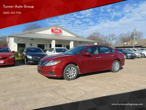 2017 Nissan Altima for sale at Turner Auto Group in Greenwood MS