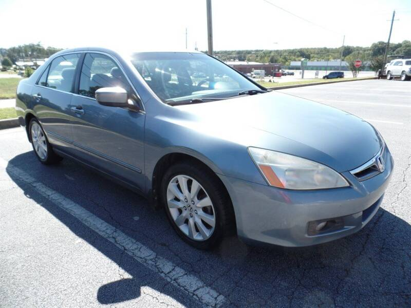 2007 Honda Accord for sale at United Automotive Group in Griffin GA