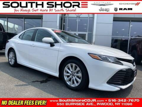 2019 Toyota Camry for sale at South Shore Chrysler Dodge Jeep Ram in Inwood NY