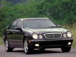 2000 Mercedes-Benz E-Class for sale at Winchester Mitsubishi in Winchester VA