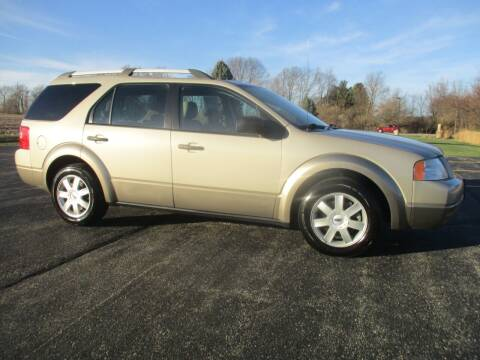 2005 Ford Freestyle for sale at Crossroads Used Cars Inc. in Tremont IL