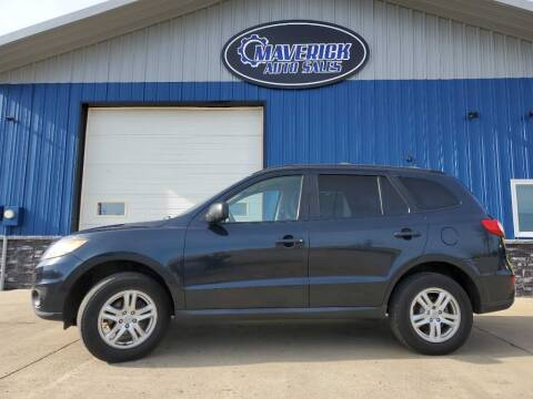 2010 Hyundai Santa Fe for sale at Maverick Automotive in Arlington MN