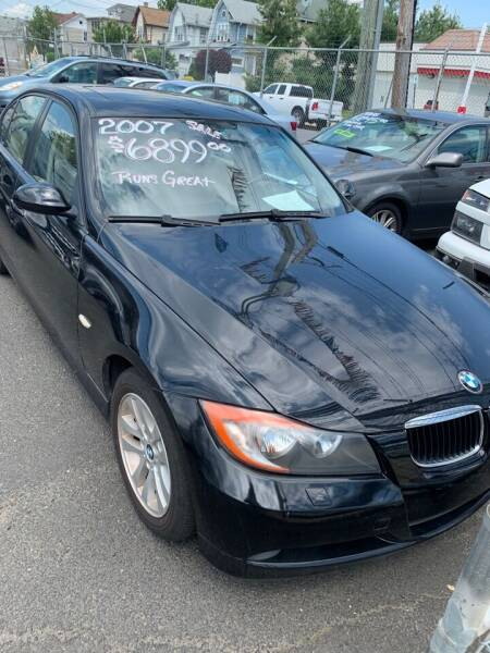 2007 BMW 3 Series for sale at Reliance Auto Group in Staten Island NY