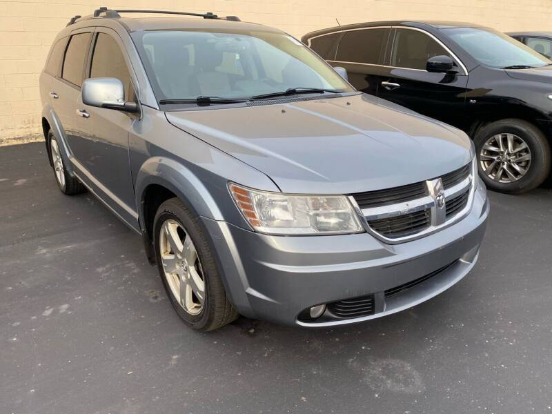 2009 Dodge Journey for sale at My Town Auto Sales in Madison Heights MI