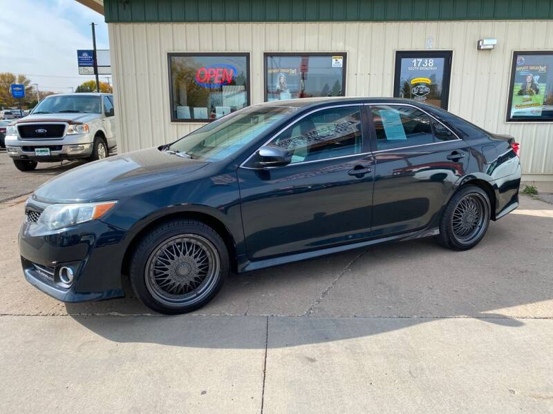 2012 Toyota Camry for sale at Murphy Motors Next To New Minot in Minot ND