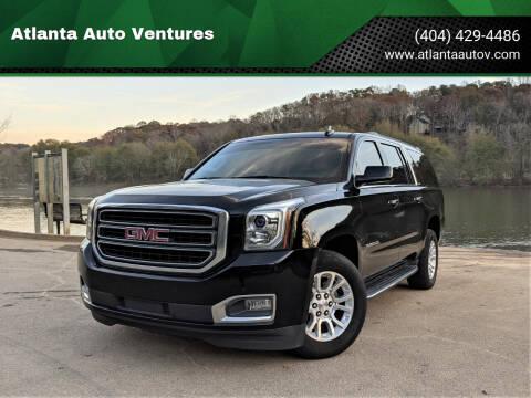 2016 GMC Yukon XL for sale at Atlanta Auto Ventures in Roswell GA