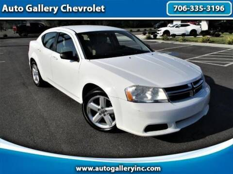 2013 Dodge Avenger for sale at Auto Gallery Chevrolet in Commerce GA