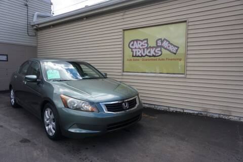 2010 Honda Accord for sale at Cars Trucks & More in Howell MI
