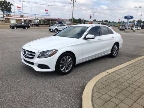 2015 Mercedes-Benz C-Class for sale at CAR MART in Union City TN