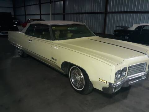 1970 Oldsmobile Ninety-Eight for sale at Heartland Classic Cars in Effingham IL