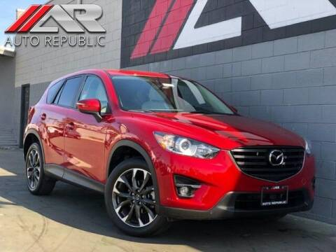 2016 Mazda CX-5 for sale at Auto Republic Fullerton in Fullerton CA