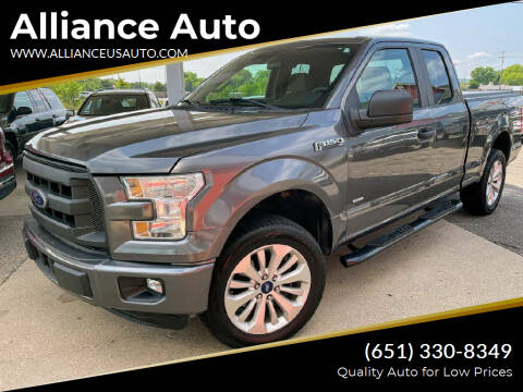 2016 Ford F-150 for sale at Alliance Auto in Newport MN