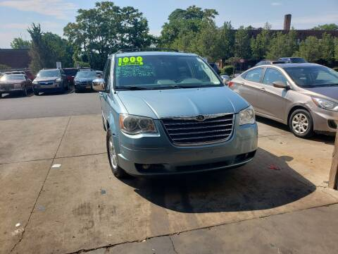 2010 Chrysler Town and Country for sale at Mike's Auto Sales in Rochester NY