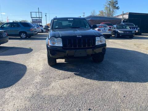 2006 Jeep Grand Cherokee for sale at Z Auto Sales Inc. in Rocky Mount NC