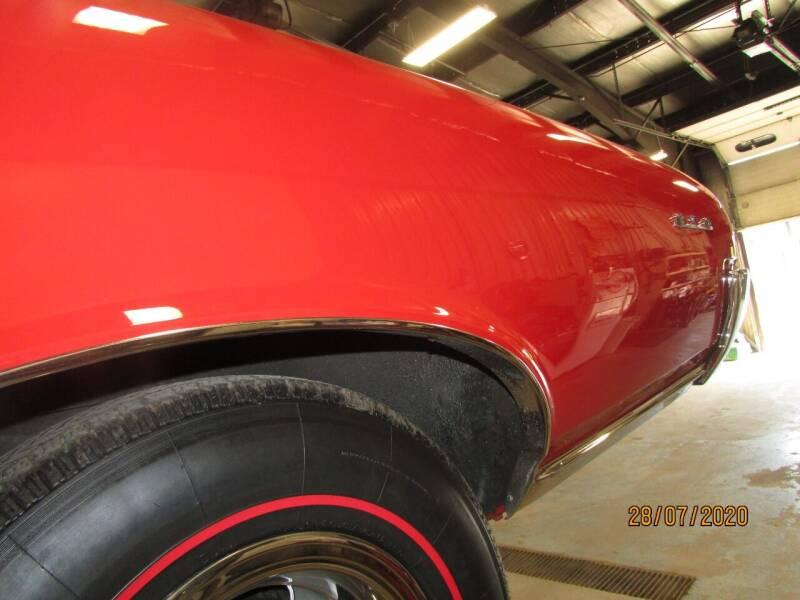 1966 Pontiac Le Mans  - Black River Falls WI