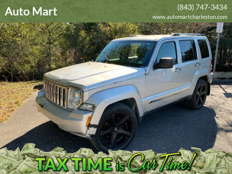 2009 Jeep Liberty for sale at Auto Mart in North Charleston SC